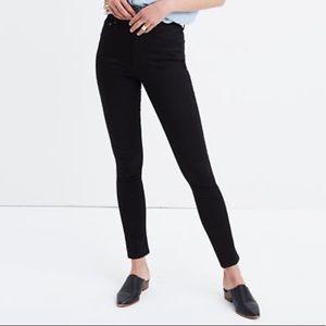 Madewell 10' High Rise Skinny Jean